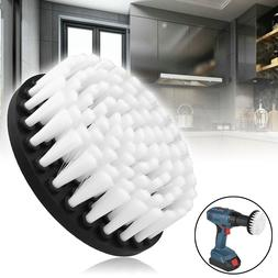 "1pc 5"" White Plasstic Soft Drill Brush Attachment for <font>"