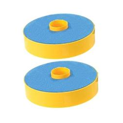 SHP-ZONE 2 Primary Washable Blue Foam Filters for Dyson DC07