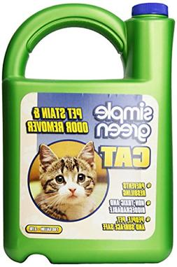 SIMPLE GREEN 432102 Cat Stain and Odor Remover Gal Refil for