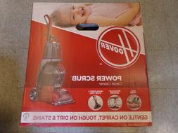 Brand New Hoover Power Scrub Carpet Cleaner 360 Degree Clean