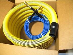 carpet cleaning 25 vacuum and solution hoses
