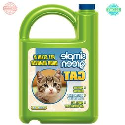 Simple Green 1 Gallon Cat Pet Stain Odor Remover 4 Case Floo