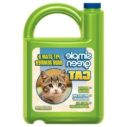Simple Green Cat Stain & Odor Remover - Enzyme Cleaner for C