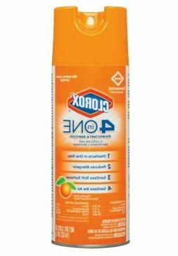 Clorox COX31043 4 in 1 Disinfectant Sanitizer