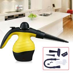 1050W Handheld Steam Cleaner Electric Carpet Steamers Washer
