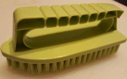 handhold scrub brush with hard bristles for cars and home ca