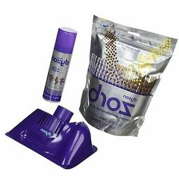 Dyson Kit, Carpet Cleaning with Powder, Groomer, Spot Clean