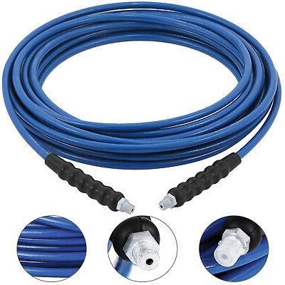 1 4 50ft carpet cleaning solution hose
