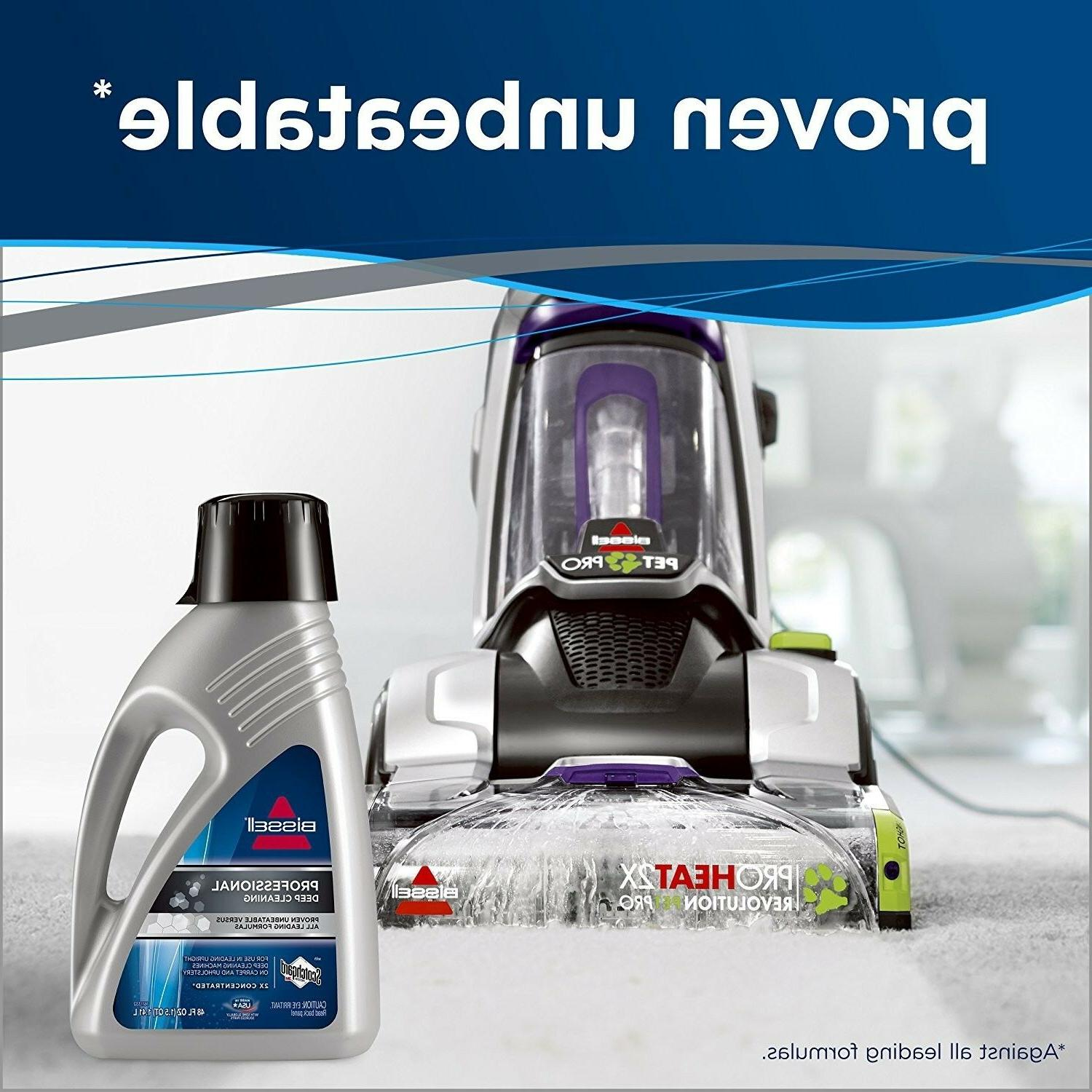 Bissell 78H6B Pro 2X Cleaning Carpet ounces