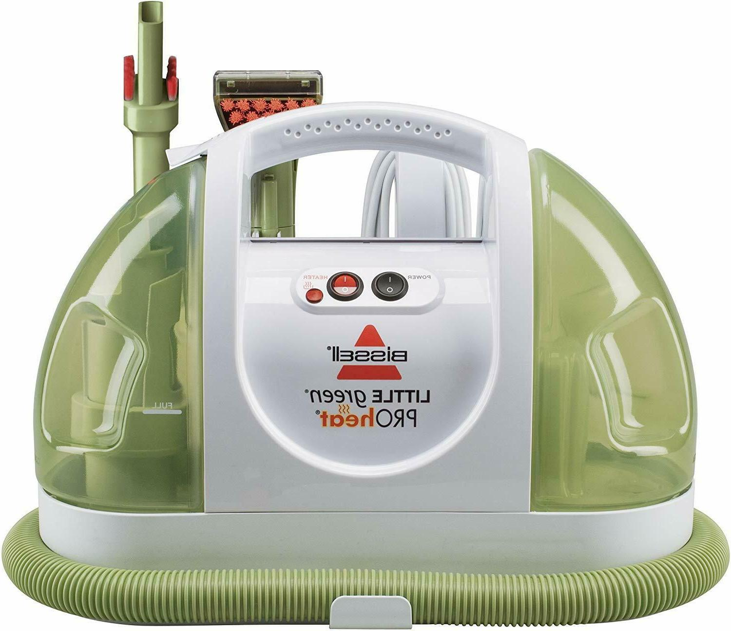 BISSELL Little Green ProHeat Portable Carpet and Upholstery