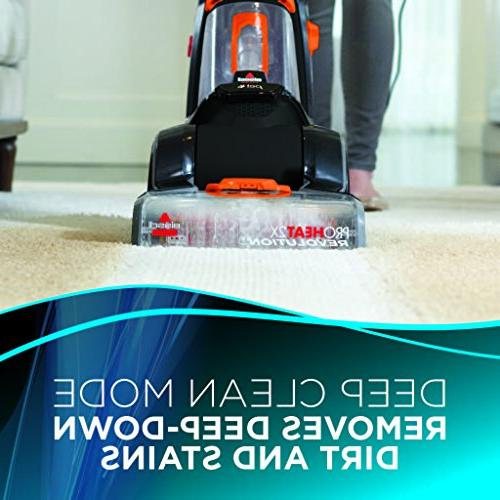 BISSELL 2X Pet Carpet Cleaner with Antibacterial Spot Stain