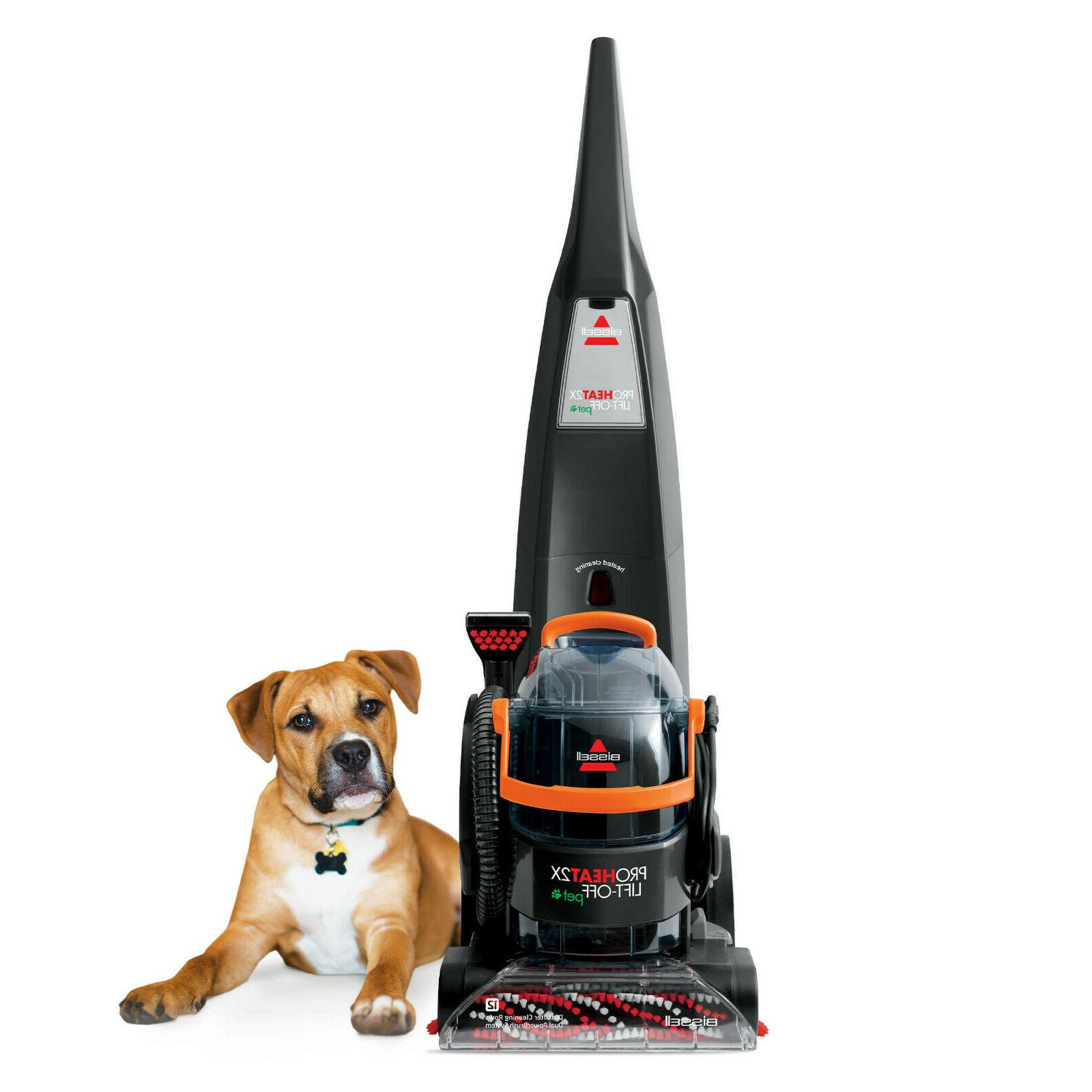 Bissell Proheat 2x Lift Off Pet 15651
