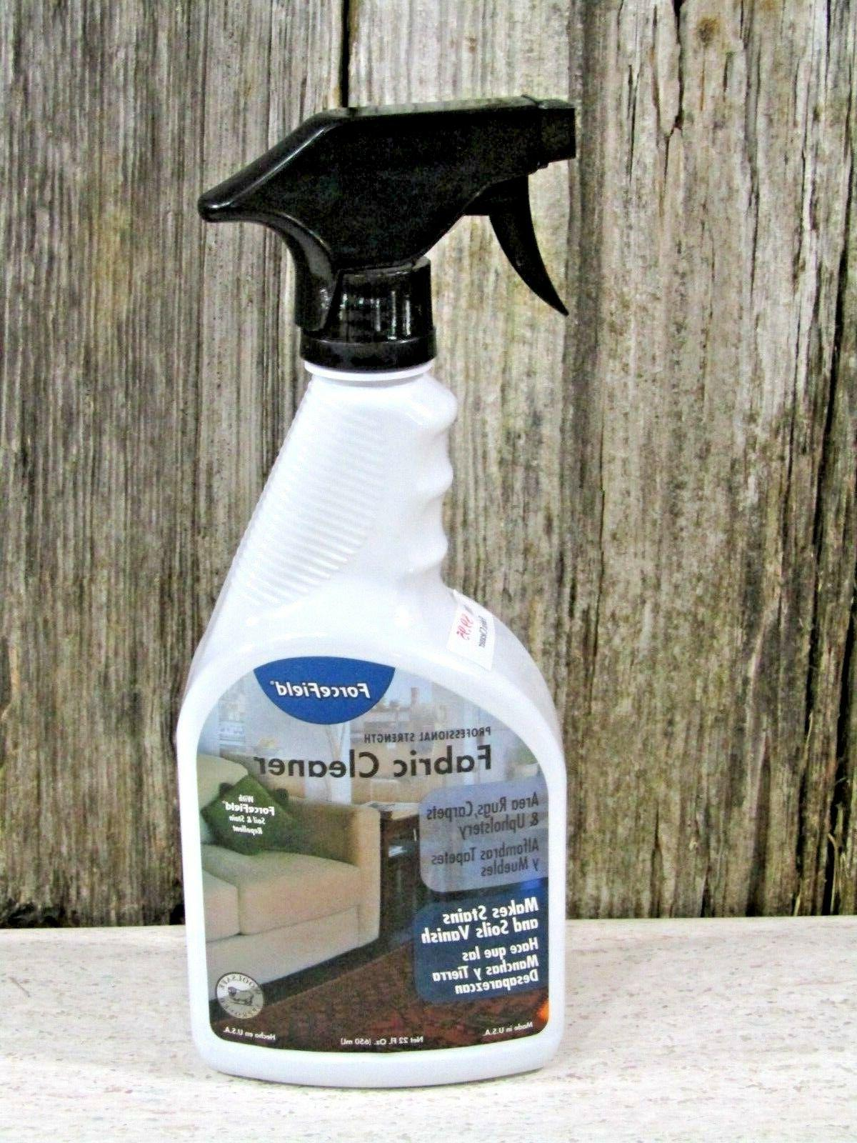 Forcefield Cleaner 22 Bottle