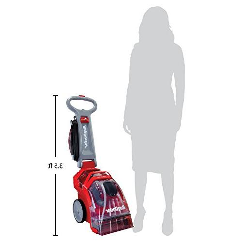 Rug Doctor Deep Cleaner; Portable Cleaning and Office; and Stubborn on Carpet and Upholstery; Includes Upholstery Caddy