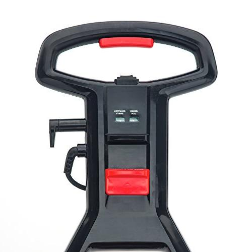 Rug Doctor Pro Carpet Deep Carpet Cleaning Machine and Odors; Grooms and Carpet Fibers
