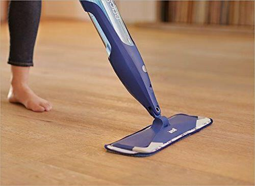Bona Spray Mop Hardwood Floor Pad Washable Cleaning Tool