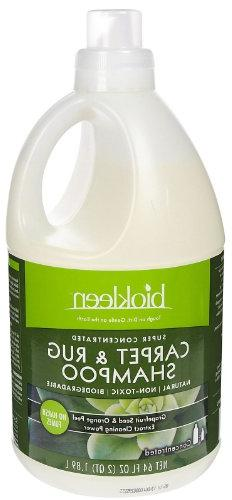 BioKleen Carpet & Rug Shampoo Concentrate