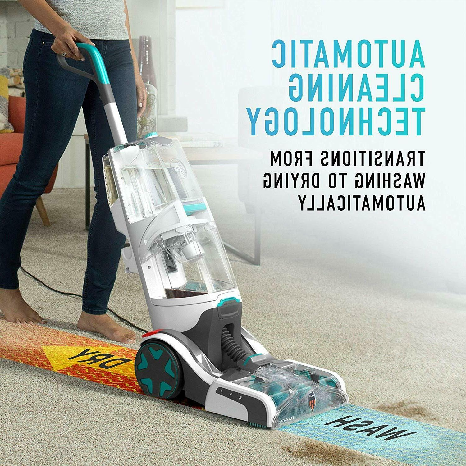 Hoover Carpet Automatic Powerful Portable Lightweight
