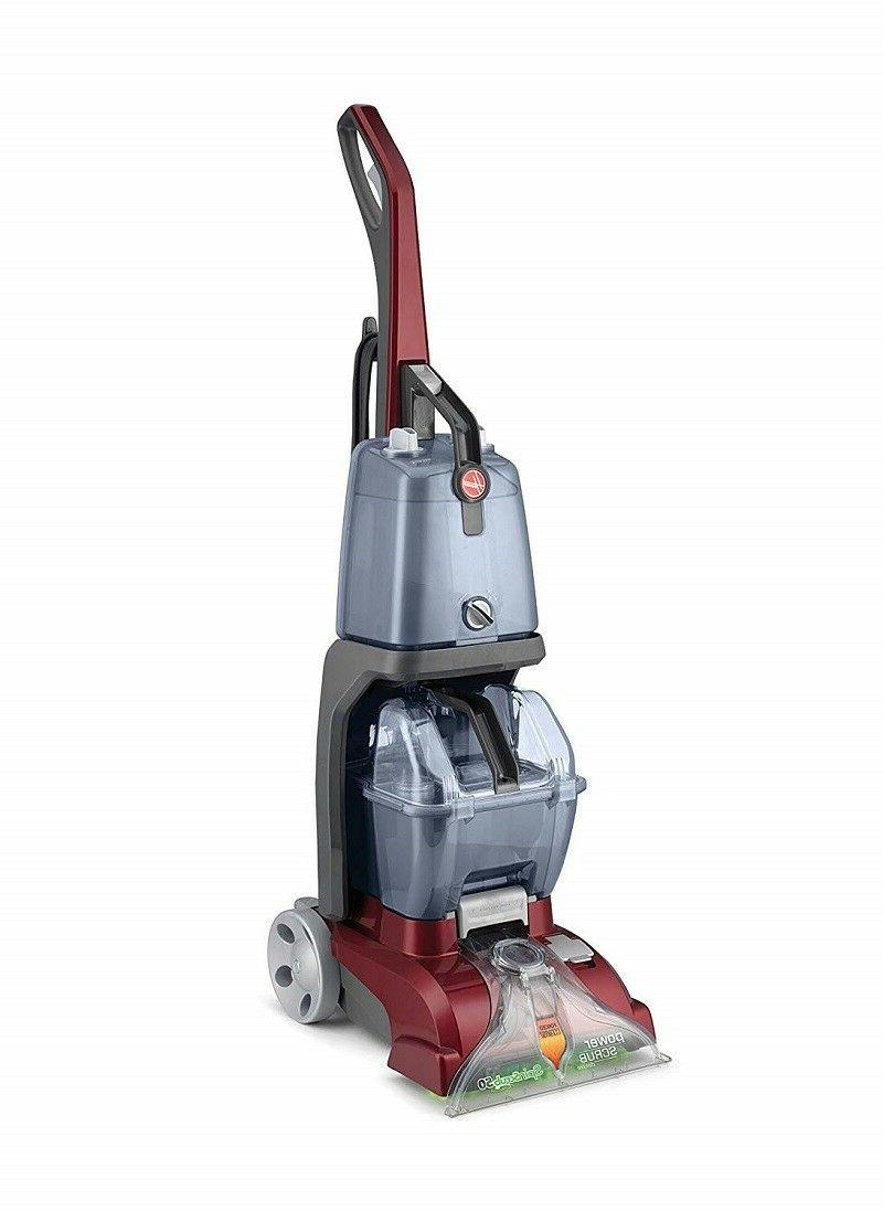 Hoover Scrub Machine Scrubber Cleaning