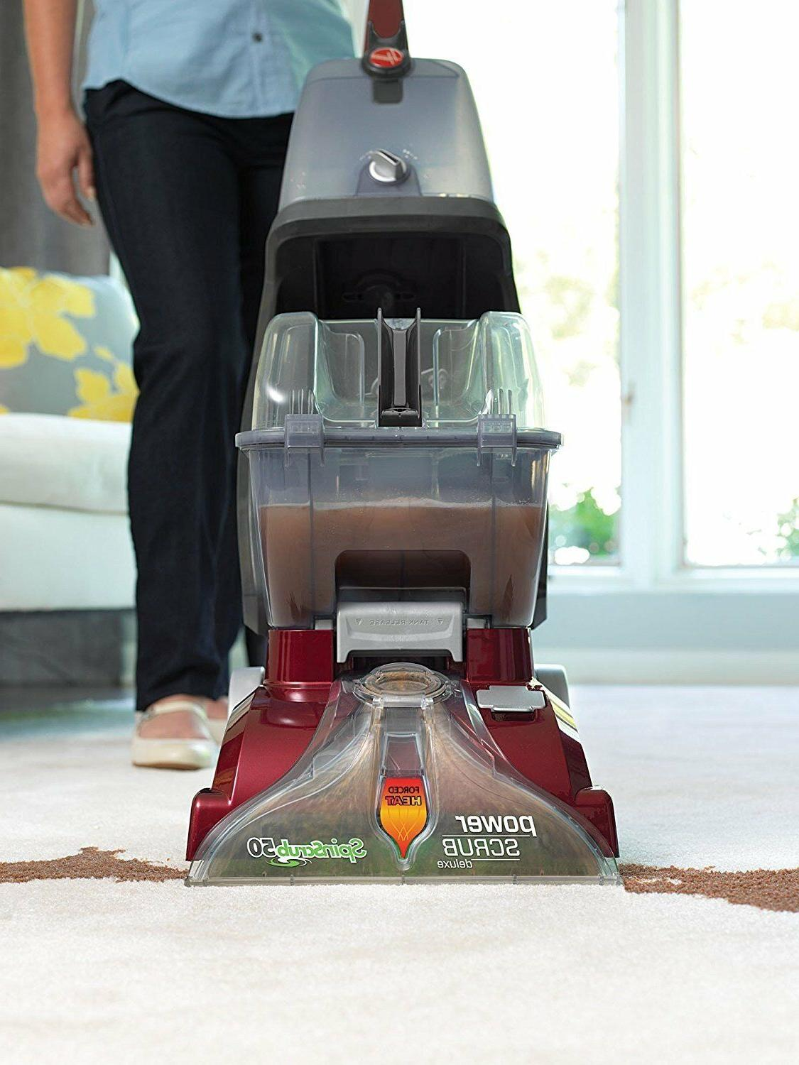 shampoo carpet vacuum power cleaner machine clean