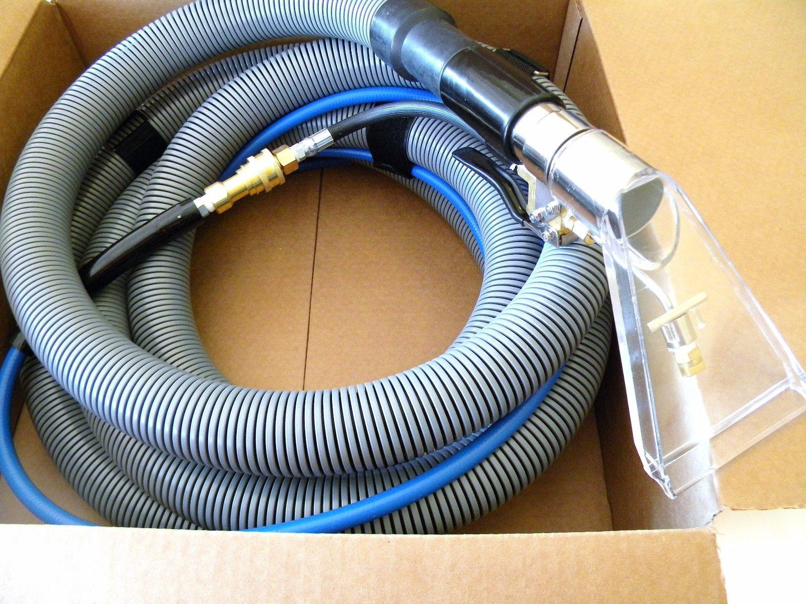 Carpet Cleaning Through Tool Hoses