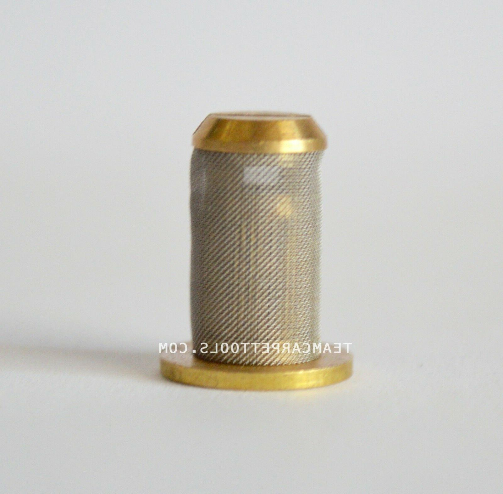 Tee Jets Strainer Nozzle Filter T Valves For Carpet Cleaning Wands T Jets 11004