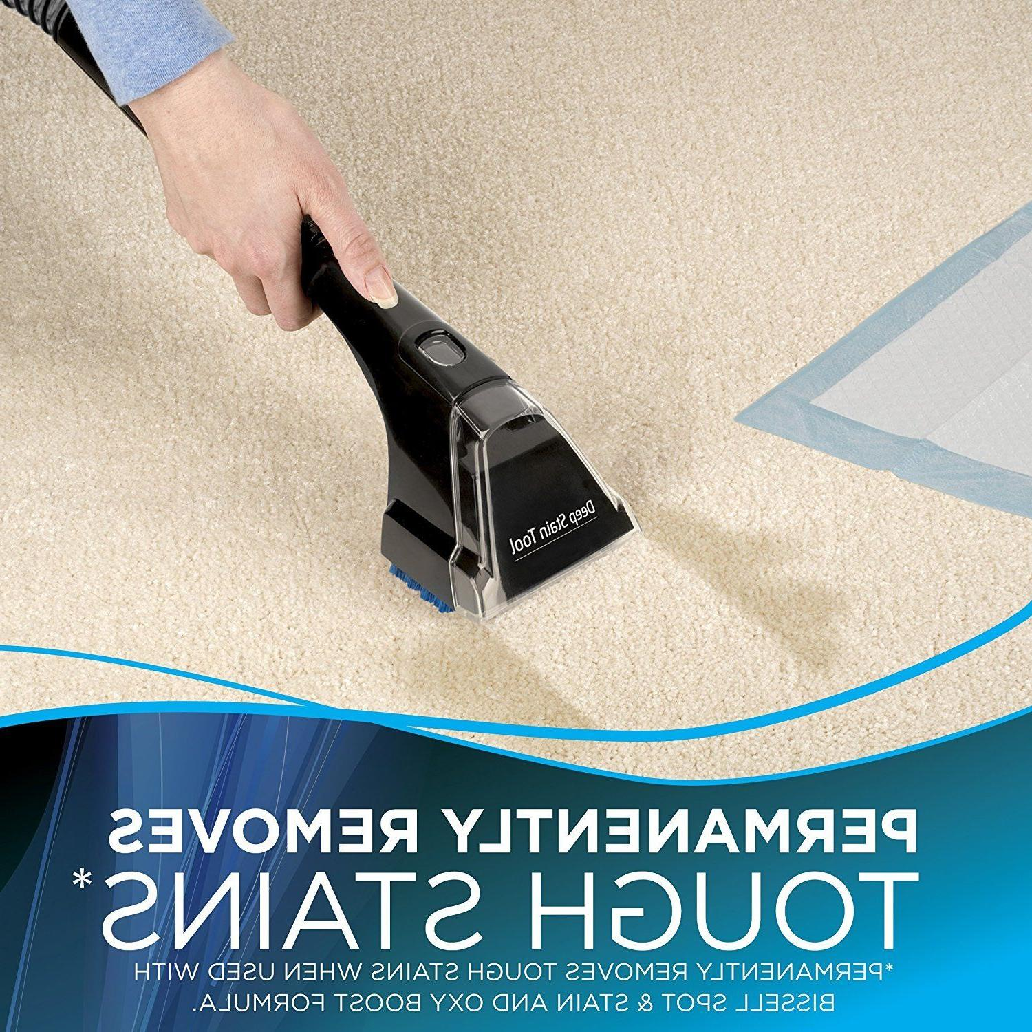 Bissell Carpet Portable Cleaner Spot Cleaning Heat
