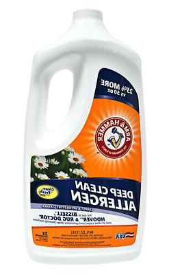 Arm & Hammer Deep Clean Plus Stain Fighters Extractor Chemic