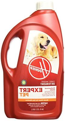 expert pet carpet washer liquid