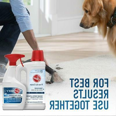 Hoover & Clean Carpet Cleaning Formula / Solution
