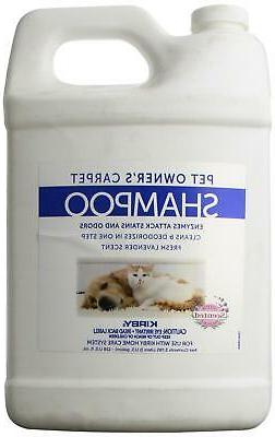 KIRBY Genuine 237507S Pet Owners Foaming Carpet Shampoo  Use