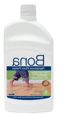 gloss hardwood floor polish