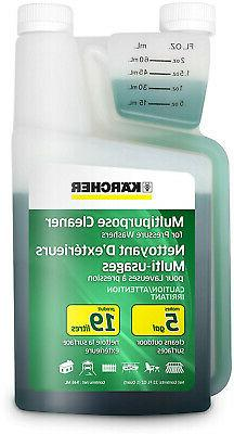 Karcher Multi-Purpose Cleaning Detergent Soap Cleaner For Pr