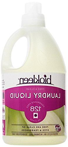 Biokleen Laundry Detergent Liquid, Concentrated, Eco-Friendl