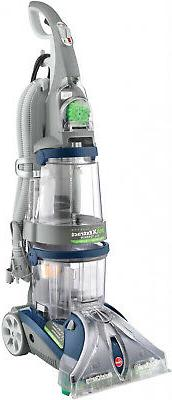 Hoover Max Extract All Terrain Heated Carpet Deep Cleaner Wa
