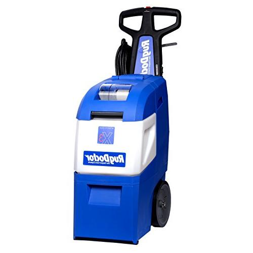 X3 Family Deep Carpet Cleaning Machine Upholstery and Cleaning Included; Odors and Removes Stains, Odors