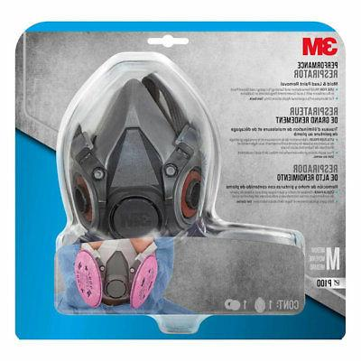 mold lead paint removal respirator
