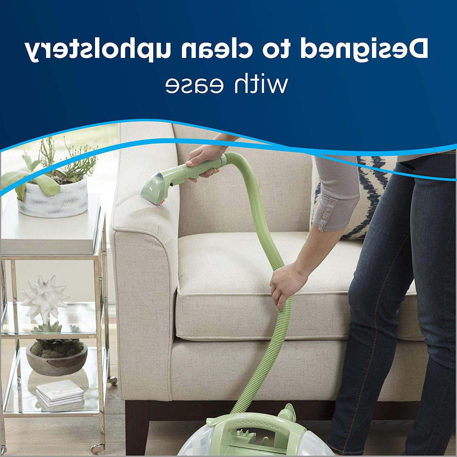 BISSELL Multi-Purpose Portable Carpet and Upholstery Cleaner- 1400B
