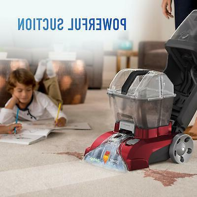 NEW Hoover Deluxe Carpet Washer FREE