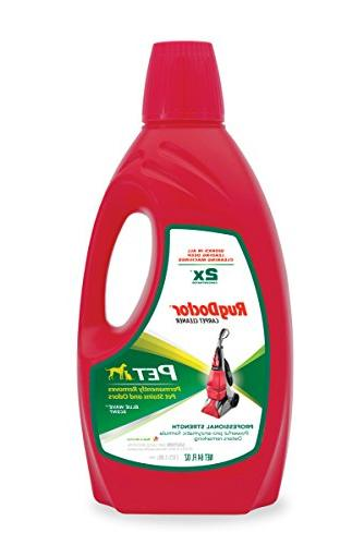 Rug - Red Pro Pet Formula Carpet Cleaner