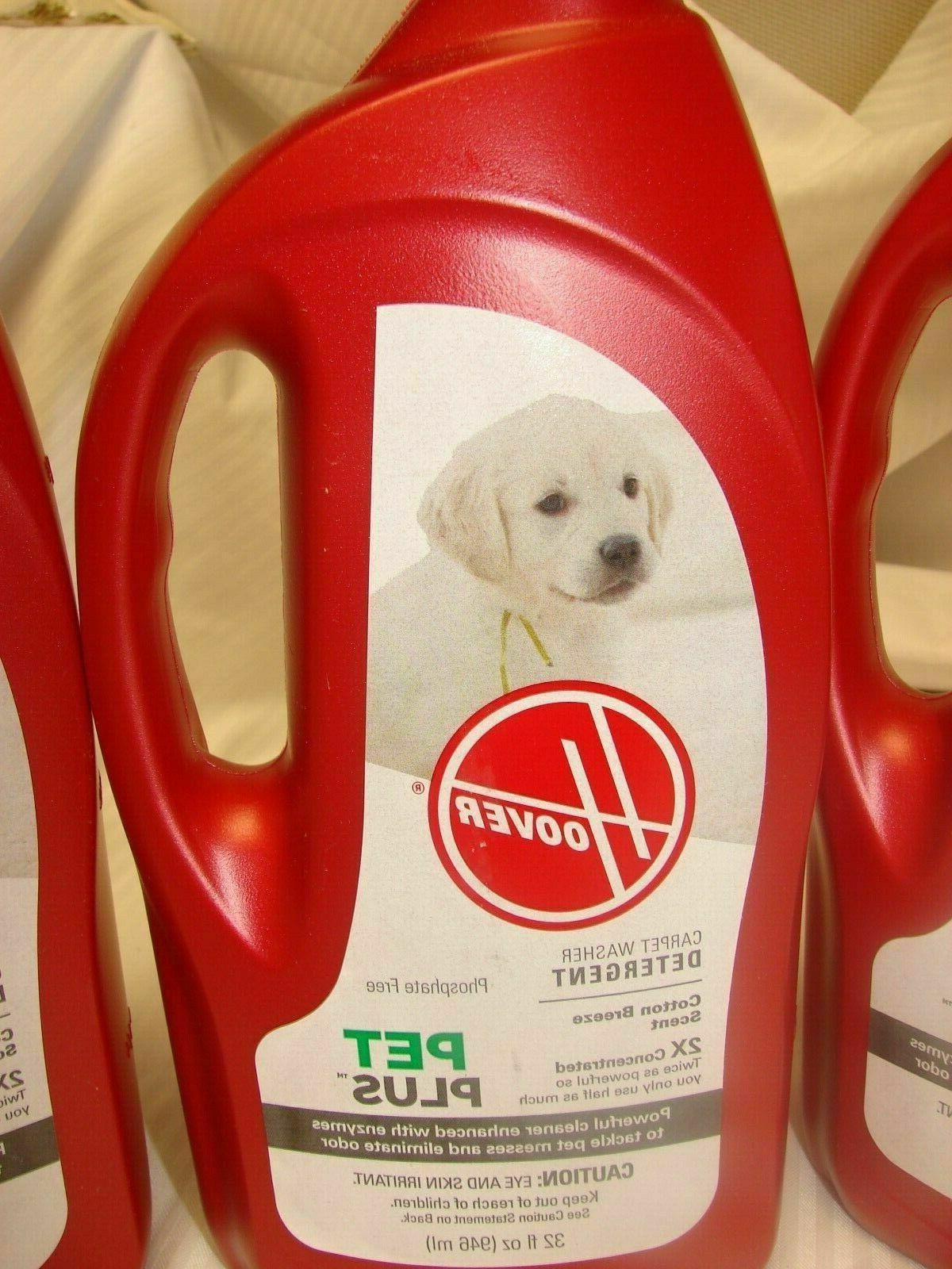 Hoover Pet Plus Concentrated Clean Solution, Oz
