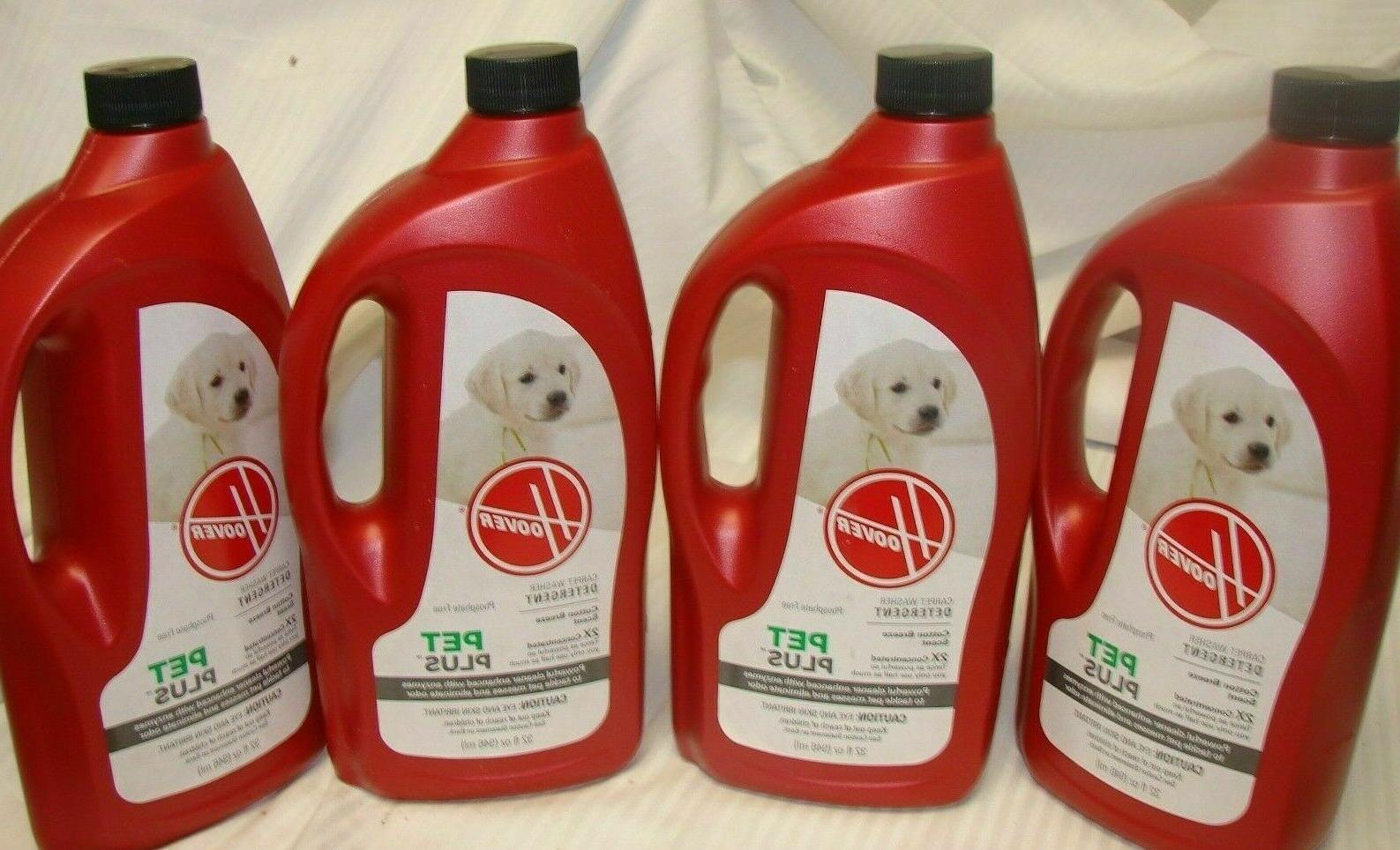 Hoover Pet 2X Concentrated Clean Solution,