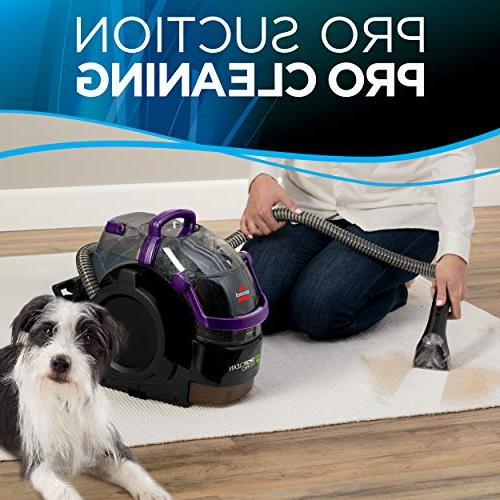 BISSELL Pet Portable Carpet Cleaner,