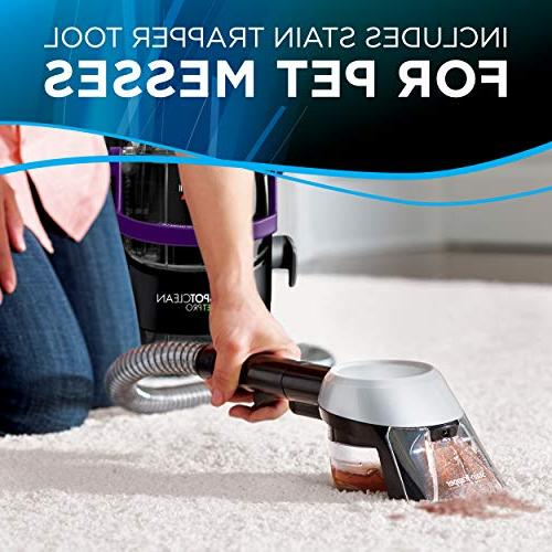 BISSELL Portable Carpet Cleaner, 2458