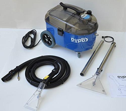Portable Lightweight Quiet Carpet Spotter Extractor for Detailing, Offices Homes - Pro Vac