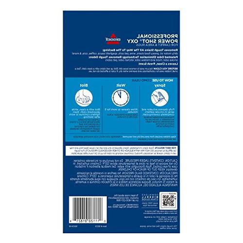 Bissell Professional Power Oxy Ounces,