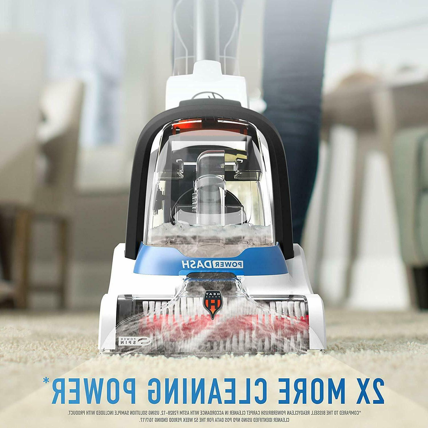 Hoover PowerDash Pet Cleaner Machine Cleaning