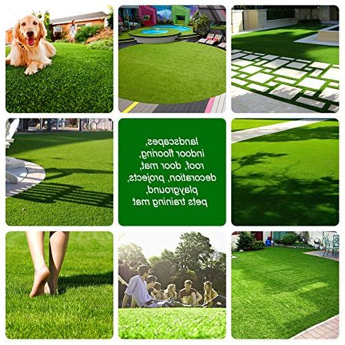 SV Household Realistic Deluxe Thick Lawn Carpet -Perfect Landscape )
