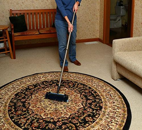 Cleanovation Rug Renovator Carpet Cleaning Brush