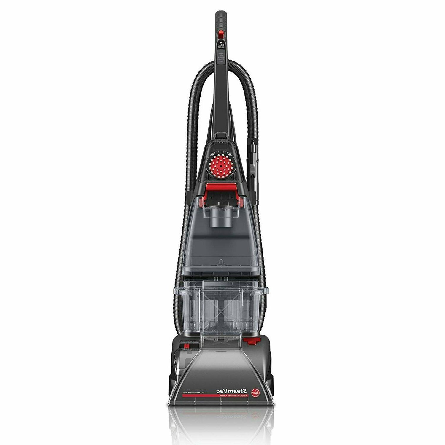 steamvac plus steam vacuum powerful upright carpet